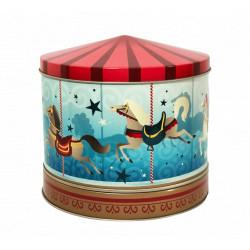 Carrousel musical rouge - 240g assortiment