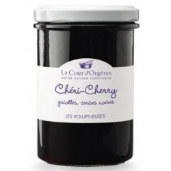 Confiture Cheri-Cherry 240G