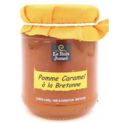 Confiture Pomme Caramel 240G